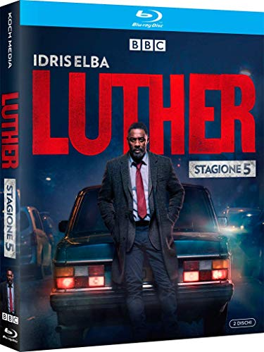 Luther - Stagione 5 (2 Blu-ray) (Limited Edition) (2 Blu Ray)