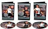 HoopsKing Handle The Rock Basketball Dribbling Video System - Real Time Workouts on DVD - Just Follow Along