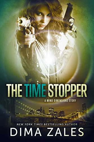 The Time Stopper (Mind Dimensions Book 0) (English Edition)