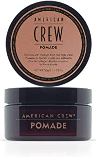 American Crew Pomade for Hold and Shine for Men, 50g