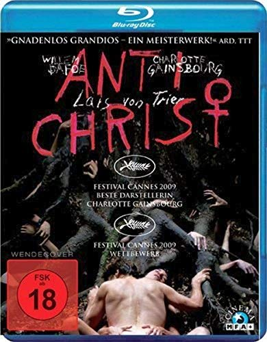 Antichrist [Blu-ray] [Alemania]