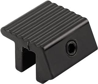 Defender Security S 4033 Window Sash Lock with Allen Head Screw, Black Finish,(Pack of 2)