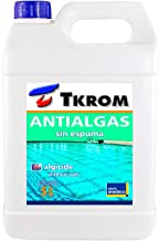 TKROM Antialgas de acción rápida para Piscinas 5 litros