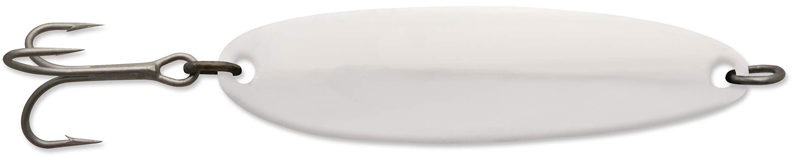 LUHR JENSEN         KROCODILE     3//16 oz     Chrome//Silver Prism Lite