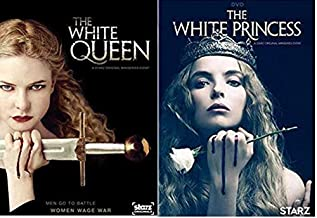 The White Princess & The White Queen: Season 1 - Double Feature DVD Pack