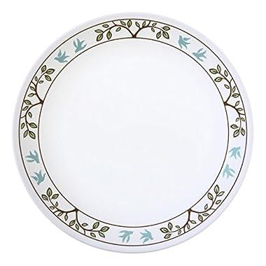 "Corelle Livingware Tree Bird 8-1/2"" Lunch Plate (Set of 8)"