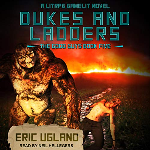 Dukes and Ladders: A LitRPG/Gamelit Adventure Titelbild