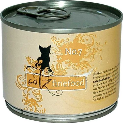 Catz finefood No.7 Kalb 200 g