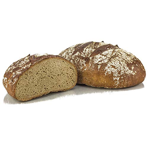Vestakorn ambachtelijk brood, Frankische korst 1kg - vers brood - natuurlijke zuurdesem, bak in 10 minuten
