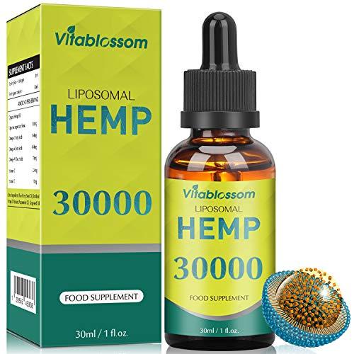 Liposomales Naturöl | 30000mg/90% |...