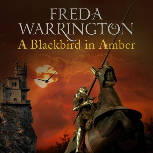 A Blackbird In Amber audiobook cover art
