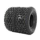 Pair of 2 20X10-9 All Terrain ATV UTV Tires 20x10x9 Bias Tubeless