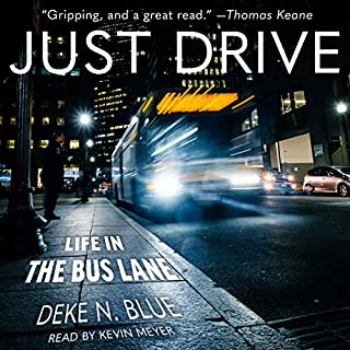 Just Drive audiobook cover art