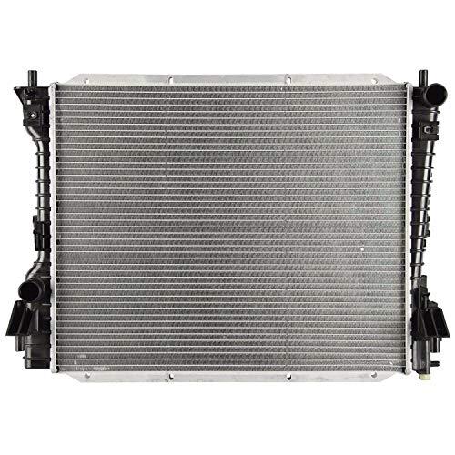 Klimoto KLI2789 – Radiador compatible con Ford Mustang 2005-2013 3.7L 3,9 L 4.0L V6 4.6L 5.0L V8…