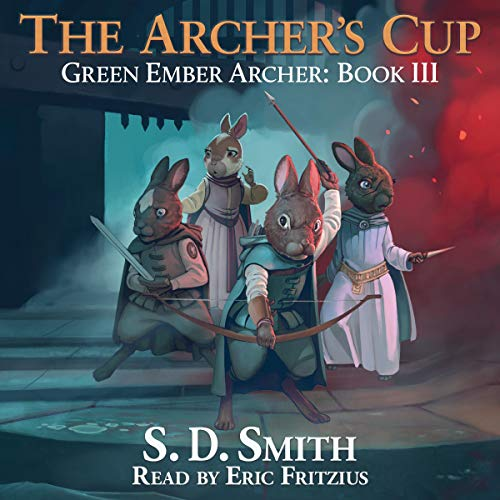 The Archer's Cup cover art