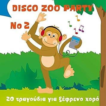 Disco Zoo Party, Vol. 2 (20 Tragoudia Gia Xefreno Horo)