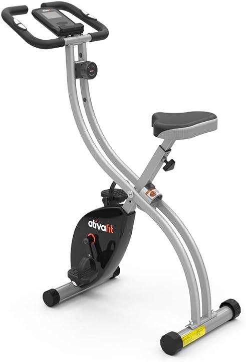 Ativafit indoor cycling bike pieghevole magnetico verticale bike stationary spin bike recumbent cyclette B07L9TC976