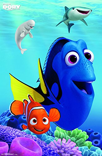 Trends International Finding Dory Dory Wall Poster 22.375' x 34'