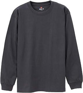 Hanes BEEFY ロングスリーブ ヘインズ ビーフィー 長袖 2枚セット Tシャツ ロングTシャツ 長袖Tシャツ 無地 パックTシャツ パックT 2枚組 H5186-2