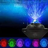 HTDHS Proyector LED De Luz Nocturna Giratorio Estrellas USB...