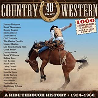 Country & Western - A Ride Through History 1924-60