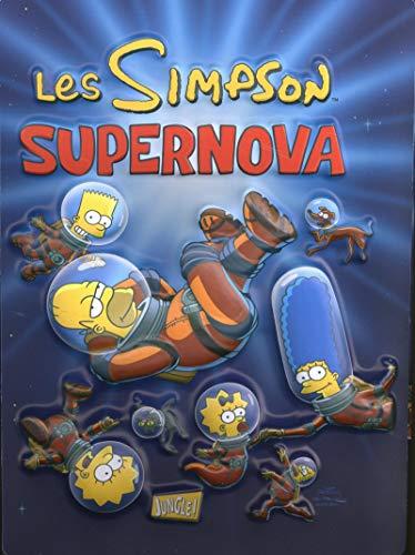 Les Simpson - tome 25 Supernova - Edition collector (25)
