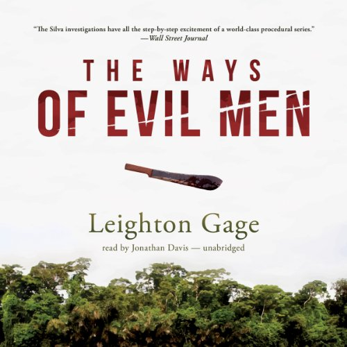 The Ways of Evil Men audiobook cover art