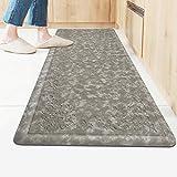HEBE Kitchen Mat Cushioned Anti Fatigue Floor Mat Waterproof Non-Slip Comfort Standing Mat Ergonomic Kitchen Floor Mat Rug Runner for Office,Sink,Laundry,Desk,20