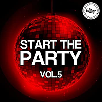 Start The Party, Vol. 5 (Mix 1)