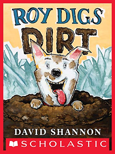 Roy Digs Dirt (David Books) (English Edition)