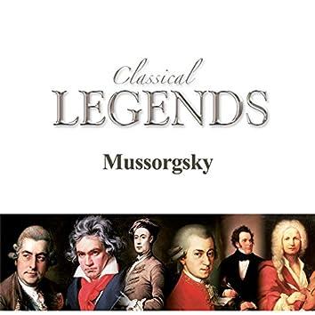 Classical Legends - Mussorgsky
