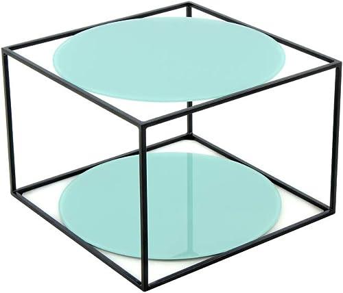 ventas en linea Kayoom Side Side Side Table Cody 110 verde negro  toma
