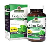 Nature's Answer, Gotu Kola Kraut, 90 veggie Kappen [Misc.]