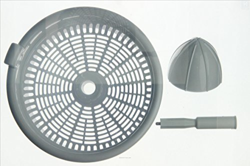 Vervangende citruspersextractor (W10597691) voor KitchenAid 16-kop keukenmachine (modellen vanaf 5KFP1644 en KFP16)