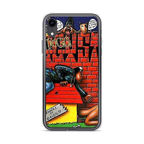 Fundas para teléfono Pure Clear TPU Anti-Fall compatibles con iPhone Samsung Xiaomi Redmi Note 10 Pro/Note 9/Poco M3 Pro/Note 8/Poco X3 Pro Funda-Snoop Dogg Doggystyle