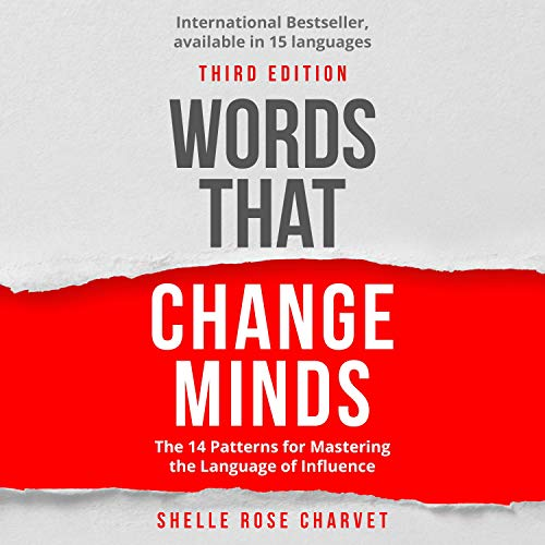 Page de couverture de Words That Change Minds