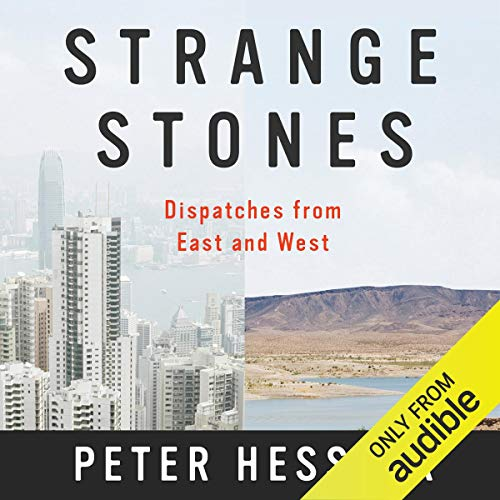 Strange Stones audiobook cover art