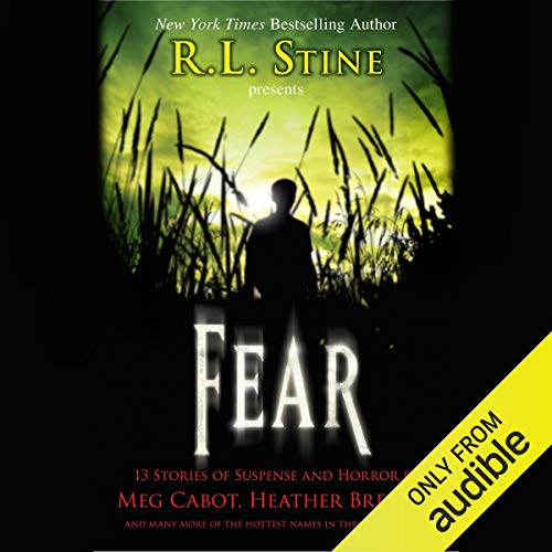 Page de couverture de Fear: 13 Stories of Suspense and Horror