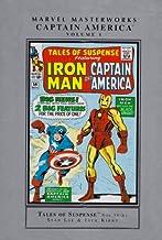 Marvel Masterworks: Captain America Vol. 1 (Reprints TALES OF SUSPENSE #59-81)