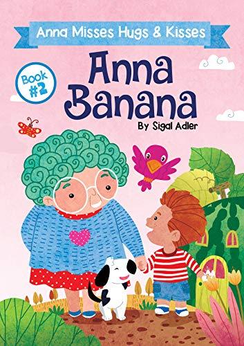 Anna Misses Hugs & Kisses by Sigal Adler ebook deal