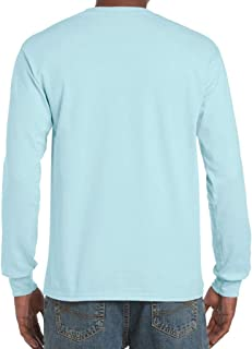Gildan Mens Hammer Heavyweight Long Sleeve T-Shirt