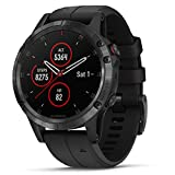 Montre connectée Fenix 5 Plus/SAP/Black 010-01988-01 Garmin