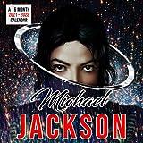 Michael Jackson Calendar 2021-2022: 2022 Monthly Planner Agenda BONUS 3 Months For Fans Home, Desk Supplies