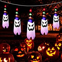 5-Piece OULONGER Halloween Decorations Outdoor String Lights