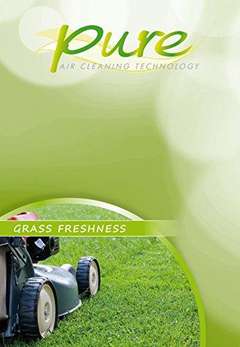 Trisa Electronics Kapsel ''Grass Freshness'' Duftkapsel, Plastik, schwarz, 6 x 6.2 x 0.5 cm