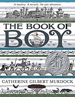 The Book of Boy by [Catherine Gilbert Murdock]