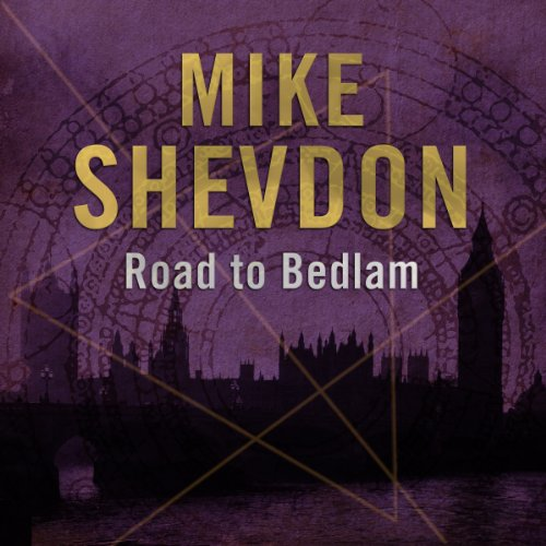 The Road to Bedlam cover art
