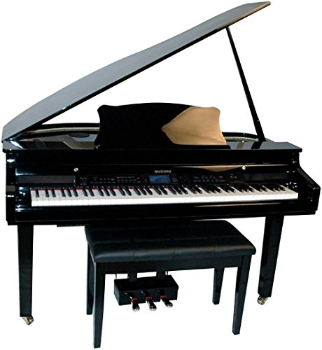 Suzuki, 88-Key Digital Pianos - Home (MDG-330 bl)
