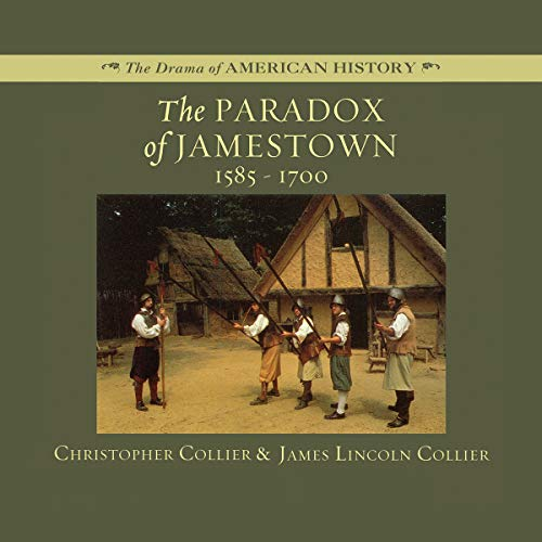 The Paradox of Jamestown copertina