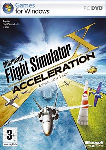 Flight Simulator X - Acceleration Expansion Pack [UK Import]